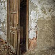 Dirty Door Poster