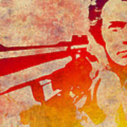 Dirty Harry - 4 Poster