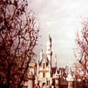 Disneyland 1977 Poster