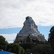 Disneyland Park Anaheim - 12123 Poster