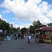Disneyland Park Anaheim - 121231 Poster