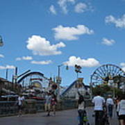 Disneyland Park Anaheim - 121235 Poster
