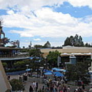 Disneyland Park Anaheim - 121250 Poster