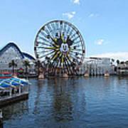 Disneyland Park Anaheim - 121252 Poster
