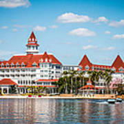Disney's Grand Floridian Resort And Spa Poster
