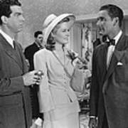 Dive Bomber, From Left, Fred Macmurray Poster