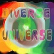 Diverse Universe Poster
