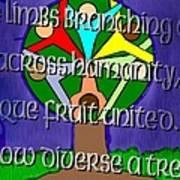 Diversity Tree Poster