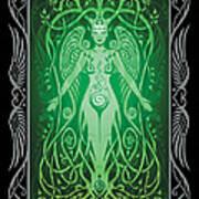 Divine Life V.2 Poster by Cristina McAllister