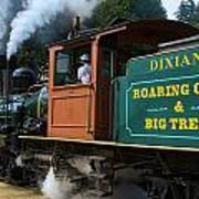 Dixiana Engine 4 Poster