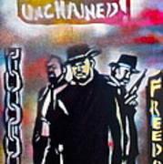 Django Freedom Poster by Tony B Conscious