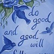 Do Good Poster