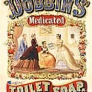 Dobbin's Toilet Soap Poster