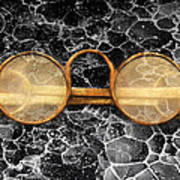 Doctor - Optometrist - Glasses Sold Here  Poster