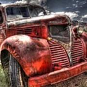 Dodge Bootlegger Truck Poster