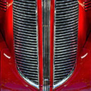 Dodge Brothers Grille Poster