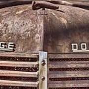 Dodge Rustbucket Poster
