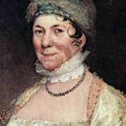 Dolley Payne Todd Madison (1768-1849) Poster