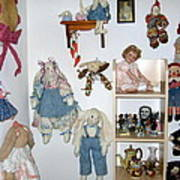 Dolls And Such Poster