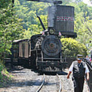 Dollywood 2-8-2 Number 70 Poster
