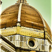 Dome Of Florence Poster