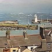 Donaghadee Ireland Irish Sea Poster