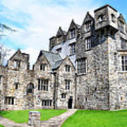 Donegal Castle - Ireland Poster