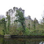 Donegal Castle Ruins Poster