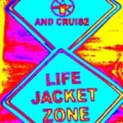 Don't Booze And Cruise Poster