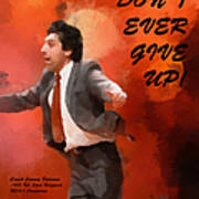 Don't Ever Give Up Poster