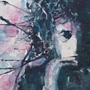 Don't Think Twice It's Alright Poster by Paul Lovering