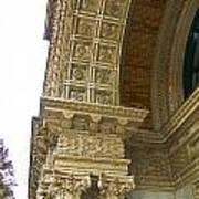 Door Arch Poster