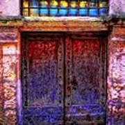 Door Number 5 Poster