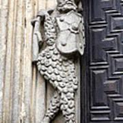Door Warrior Poster