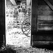 Doorway Through Time Poster