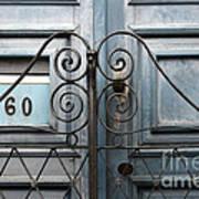 Doors And Windows Salvador Brazil 2 Poster