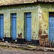 Doors Of Alcantara Brazil 4 Poster