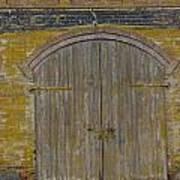 Doorway To The Service Dept. Poster