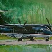 Dornier 328 Usairways Psa Poster