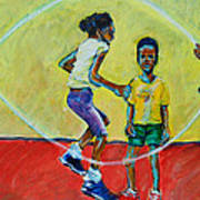 Double Dutch Poster