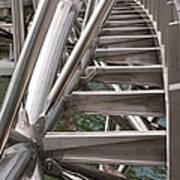 Double Helix Bridge 03 Poster