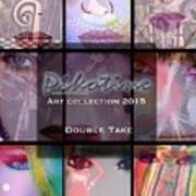 Double Take Art Collection Poster