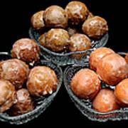 Dough Nut Holes Poster