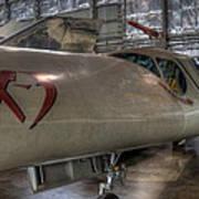 Douglas X-3 Stiletto Poster