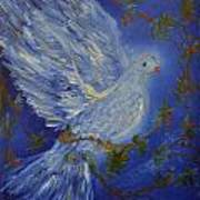 Dove Spirit Of Peace Poster