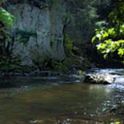 Dowlin Forge Park - Brandywine Creek Poster