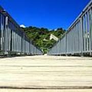 Down The Bridge Poster