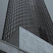 Downtown La Skyscraper Poster by Pro Shutterblade