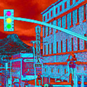 Downtown Prescott Arizona  Poster