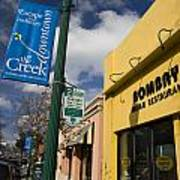 Downtown Walnut Creek California Poster